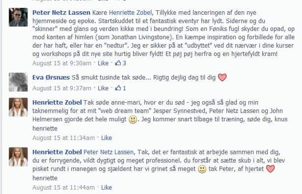 Henriette Zobel via facebook