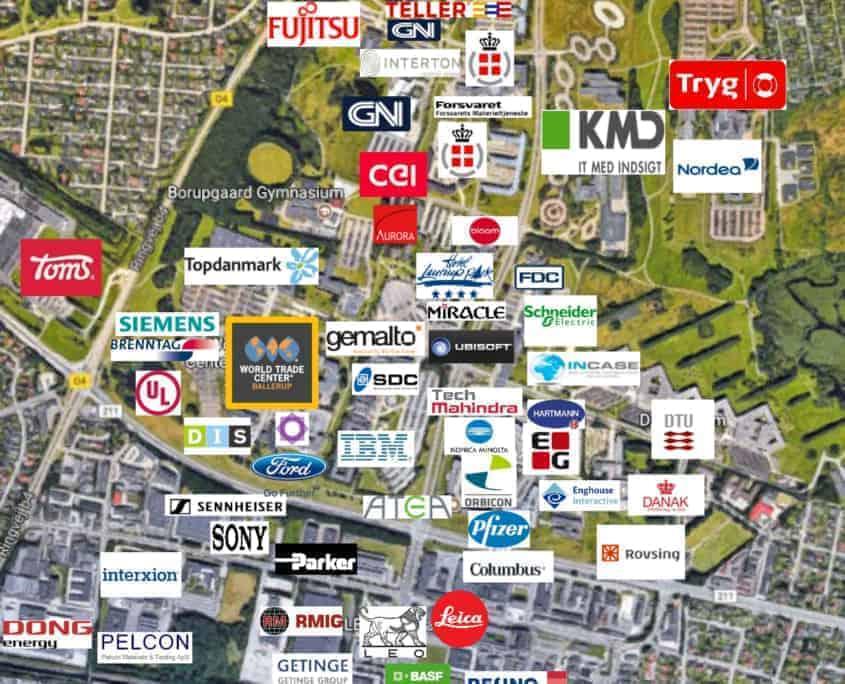 Virksomheder i Ballerup