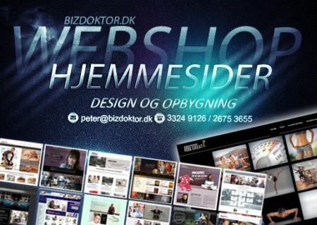 Bizdoktor nyhedsbrev - wordpress hjemmesider og webshop services