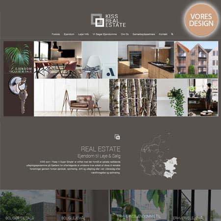 Kiss Real Estate Ejendomsmægler og udlejning
