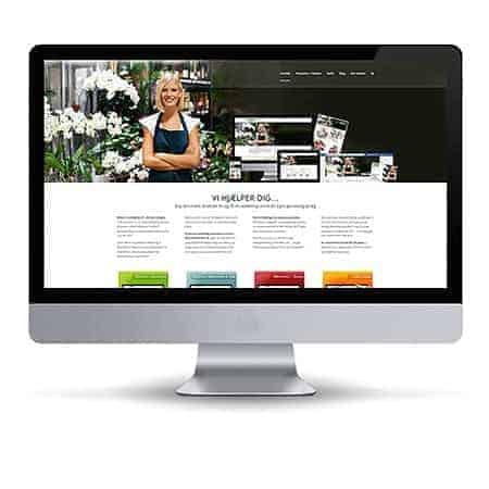 Hjemmeside Pakker