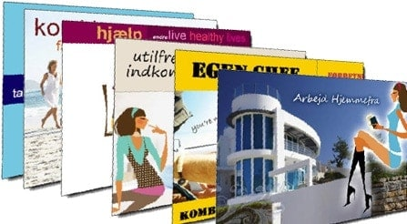 Arbejdhjemme.com De fem typer