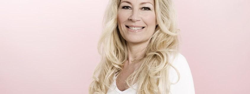 Terapeut og forfatter Jette Holm