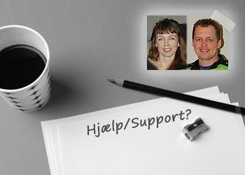 Kontakt BizDoktor team, Peter Netz Lassen og Annemarie Doolin
