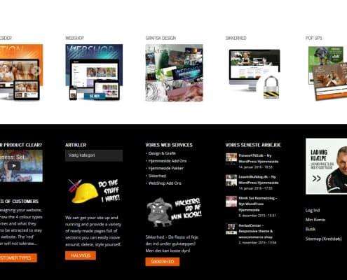 Product Promotion Slider - BizDoktor.dk