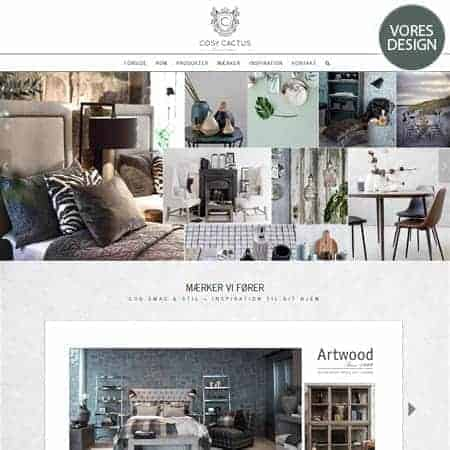 Cosy Cactus - change from Magento shop to WooCommerce