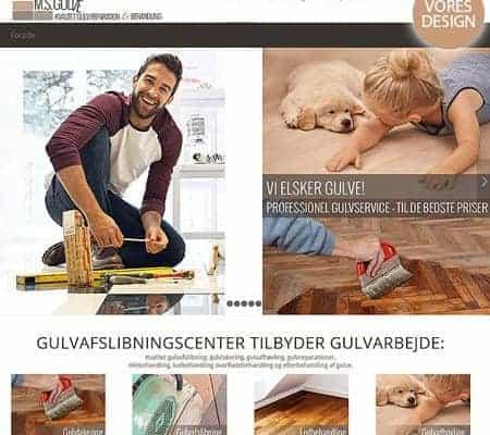 BizDoktor referencer - Gulvafslibnscenter.dk