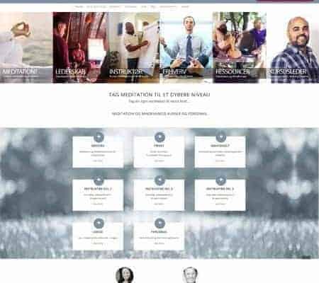 Wordpress Hjemmeside og Woocommerce Webshop (efter) - HenningDaverne.dk