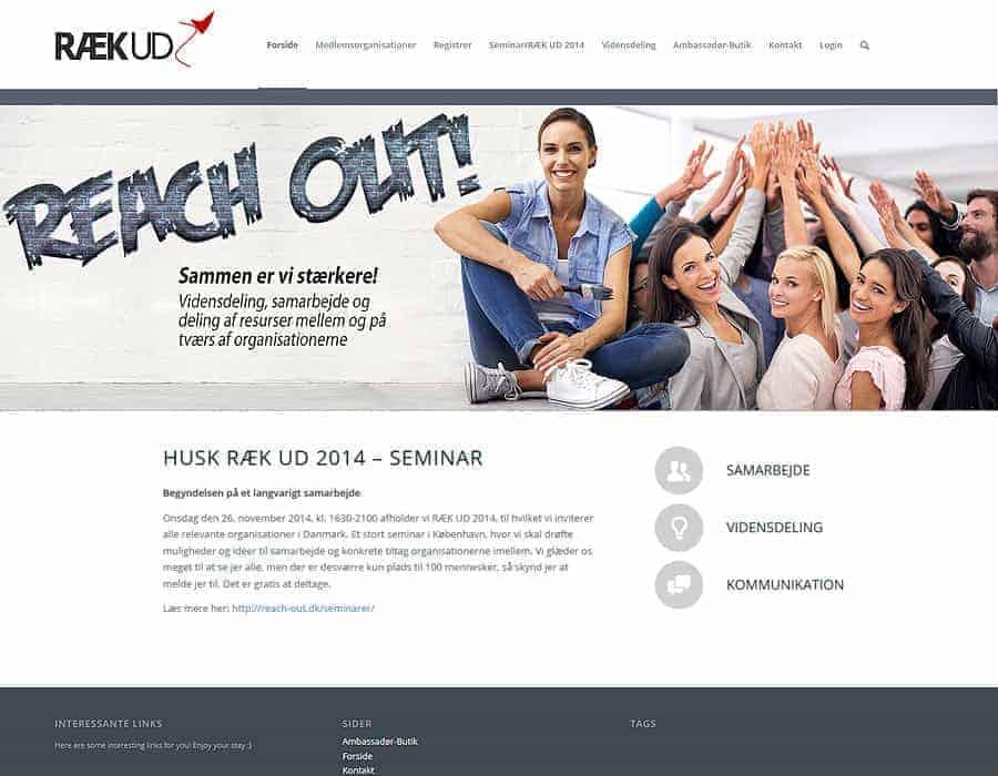 Referencer - BizDoktor wordpress hjemmeside