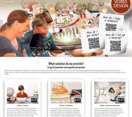 Scan How - Nyt Wordpress responsive hjemmeside og webshop