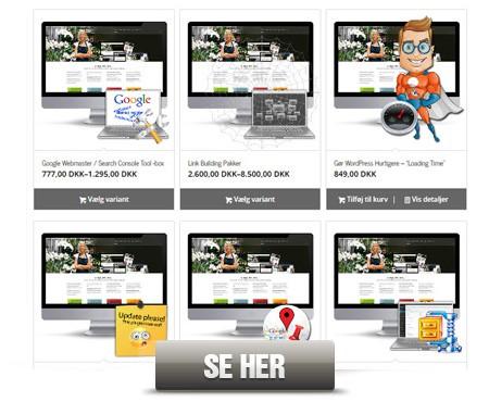 Se vores web services