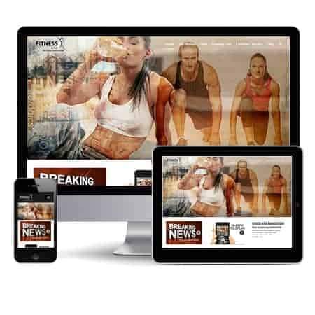 Wordpress Hjemmeside - Komplet design og opbygning
