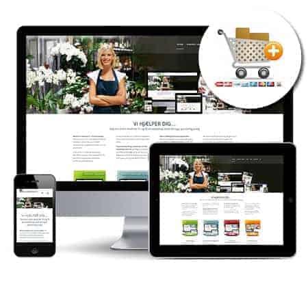 Wordpress Hjemmesider og Webshop