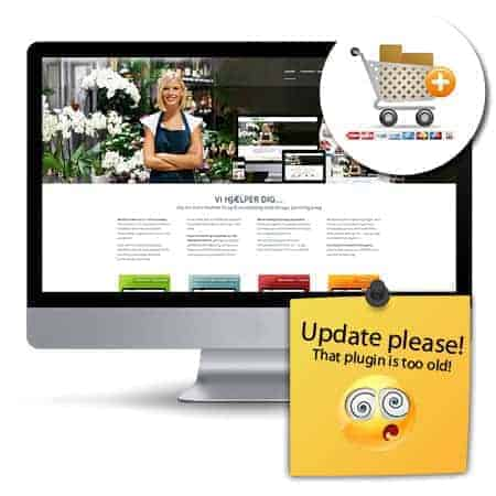#7 Vedligeholdelse af din Wordpress & WooCommerce Lad BizDoktoren vedligeholde din hjemmeside & shop – Total Webmaster Service